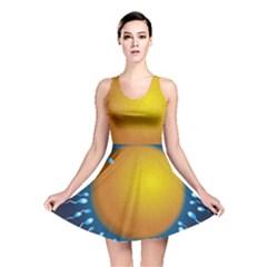 Sperm Fertilising Egg  Reversible Skater Dresses
