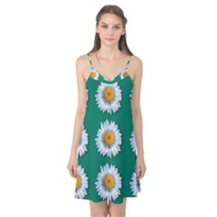 Daisy Pattern  Camis Nightgown