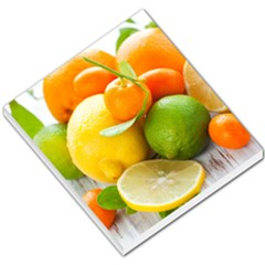 Citrus Fruits Small Memo Pads