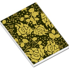 Floral Wallpaper Forest Large Memo Pads