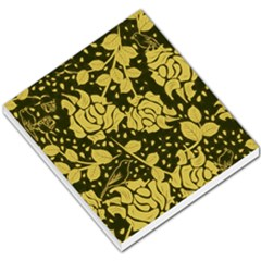 Floral Wallpaper Forest Small Memo Pads