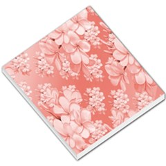 Delicate Floral Pattern,pink  Small Memo Pads