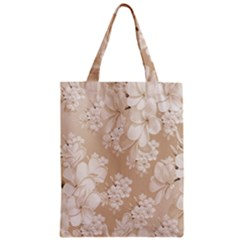 Delicate Floral Pattern,softly Classic Tote Bags