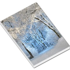 Another Winter Wonderland 1 Large Memo Pads