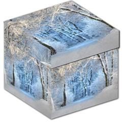 Another Winter Wonderland 1 Storage Stool 12