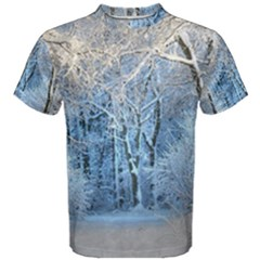 Another Winter Wonderland 1 Men s Cotton Tees