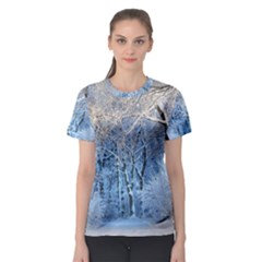 Another Winter Wonderland 1 Women s Sport Mesh Tees