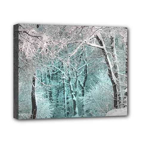 Another Winter Wonderland 2 Canvas 10  x 8