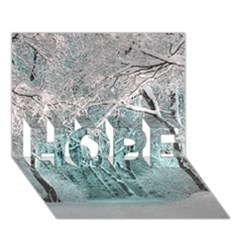 Another Winter Wonderland 2 Hope 3d Greeting Card (7x5)