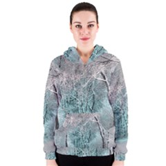 Another Winter Wonderland 2 Women s Zipper Hoodies