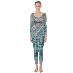 Another Winter Wonderland 2 Long Sleeve Catsuit