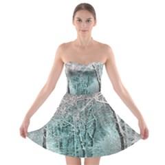 Another Winter Wonderland 2 Strapless Bra Top Dress