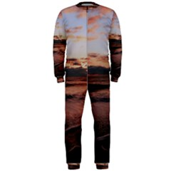 Stunning Sunset On The Beach 3 Onepiece Jumpsuit (men)