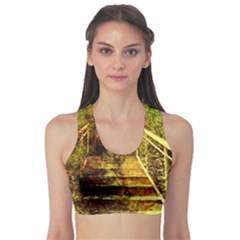 Up Stairs Sports Bra