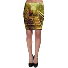 Up Stairs Bodycon Skirts