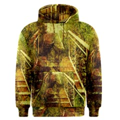 Up Stairs Men s Pullover Hoodies