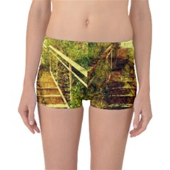 Up Stairs Boyleg Bikini Bottoms