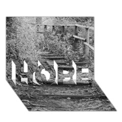 Another Way HOPE 3D Greeting Card (7x5)