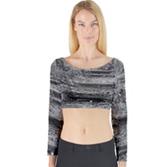 Another Way Long Sleeve Crop Top