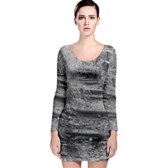 Another Way Long Sleeve Bodycon Dresses