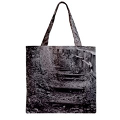 Another Way Zipper Grocery Tote Bags