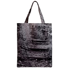Another Way Zipper Classic Tote Bags