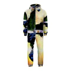 Stunning Nature Evening Hooded Jumpsuit (Kids)