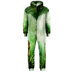 The Gate In The Magical World Hooded Jumpsuit (Men)