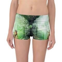The Gate In The Magical World Boyleg Bikini Bottoms