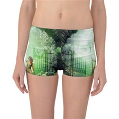 The Gate In The Magical World Reversible Boyleg Bikini Bottoms
