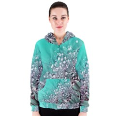 Dandelion 2015 0701 Women s Zipper Hoodies