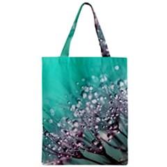 Dandelion 2015 0701 Zipper Classic Tote Bags