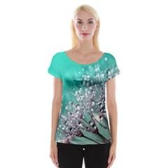 Dandelion 2015 0701 Women s Cap Sleeve Top