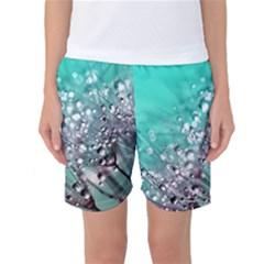 Dandelion 2015 0701 Women s Basketball Shorts