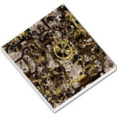 Metal Steampunk  Small Memo Pads