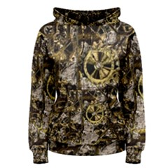 Metal Steampunk  Women s Pullover Hoodies