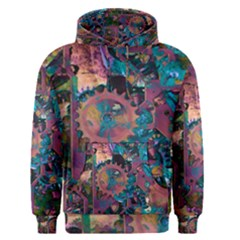 Steampunk Abstract Men s Pullover Hoodies