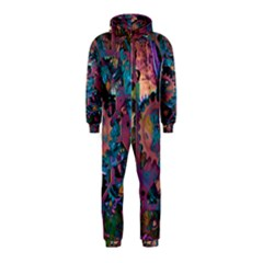 Steampunk Abstract Hooded Jumpsuit (kids)