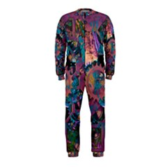 Steampunk Abstract OnePiece Jumpsuit (Kids)