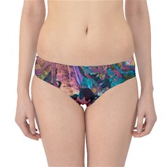 Steampunk Abstract Hipster Bikini Bottoms