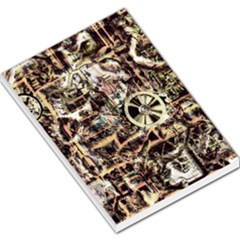 Steampunk 4 Soft Large Memo Pads