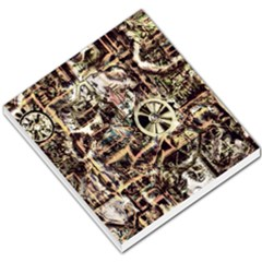 Steampunk 4 Soft Small Memo Pads
