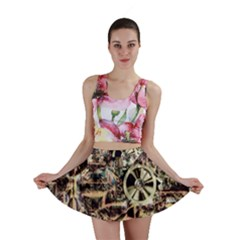 Steampunk 4 Soft Mini Skirts