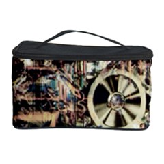 Steampunk 4 Soft Cosmetic Storage Cases