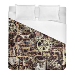 Steampunk 4 Soft Duvet Cover Single Side (twin Size)