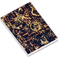 Steampunk 4 Large Memo Pads