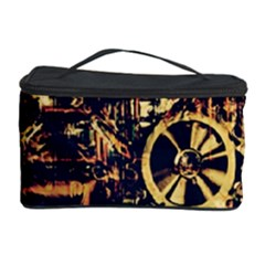 Steampunk 4 Cosmetic Storage Cases
