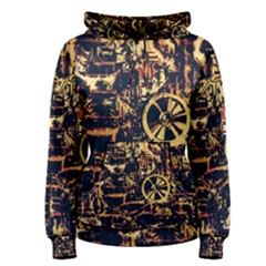 Steampunk 4 Women s Pullover Hoodies