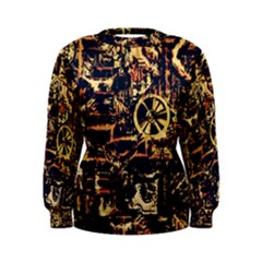 Steampunk 4 Women s Sweatshirts