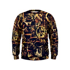 Steampunk 4 Boys  Sweatshirts